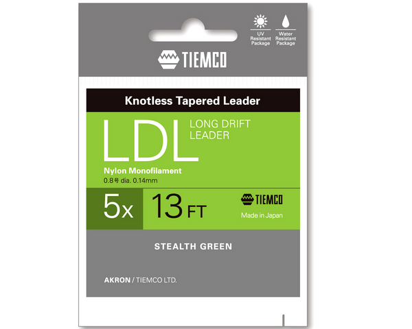 TMC Long-Drift Leader 13FT