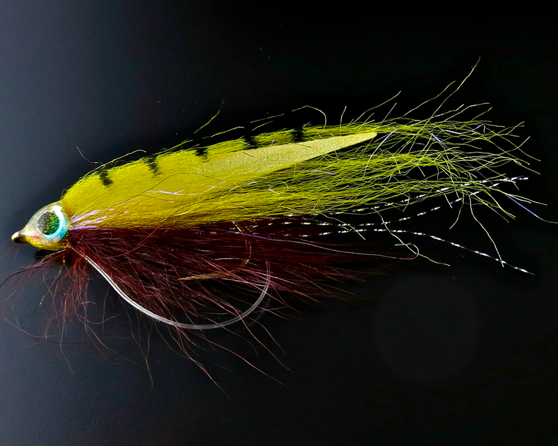 Wave Minnow Yellow