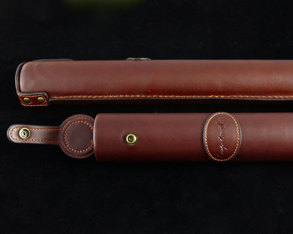 Rod Leather Tube