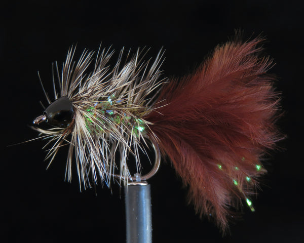 Crystal Bugger Brown