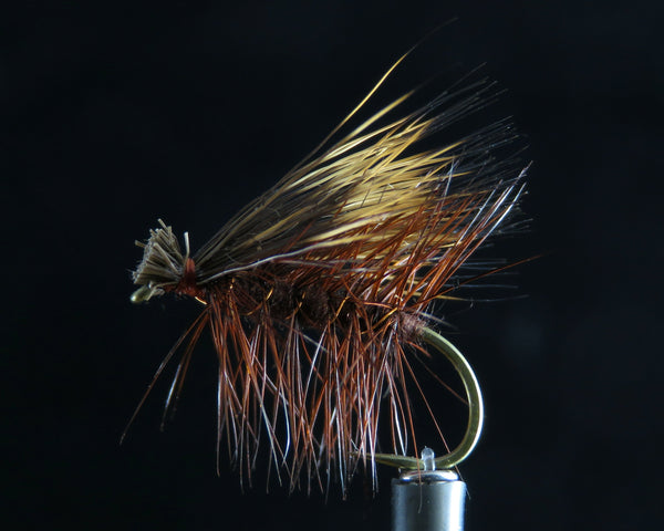 Elk Caddis brown
