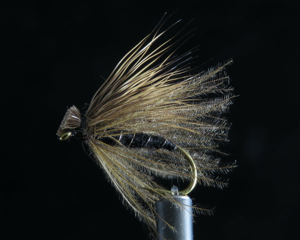 Elk Cdc Caddis black