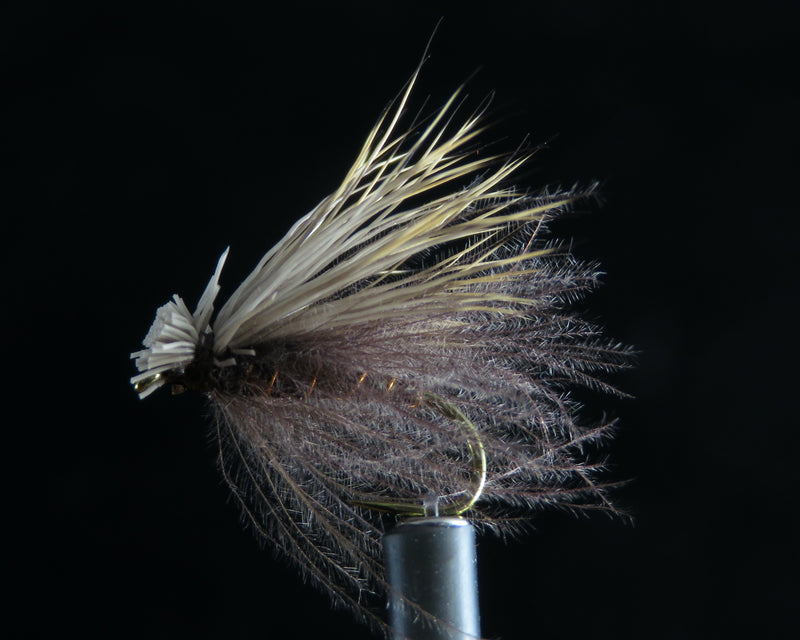 Elk Cdc Caddis brown
