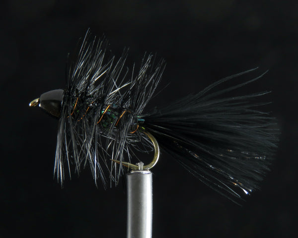 Crystal Bugger black