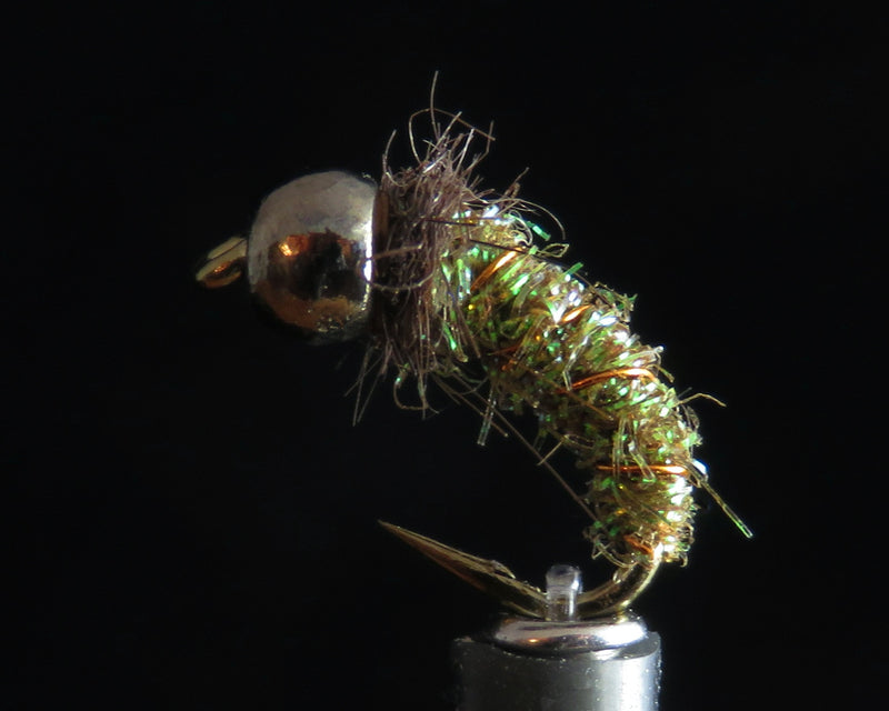 TH Caddis olive
