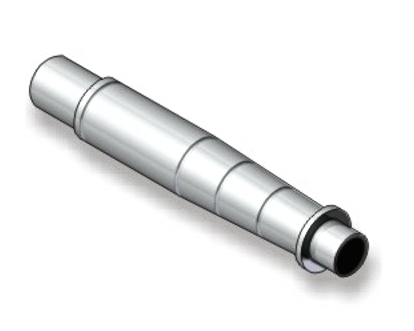Stonfo - CONIC METAL TUBE