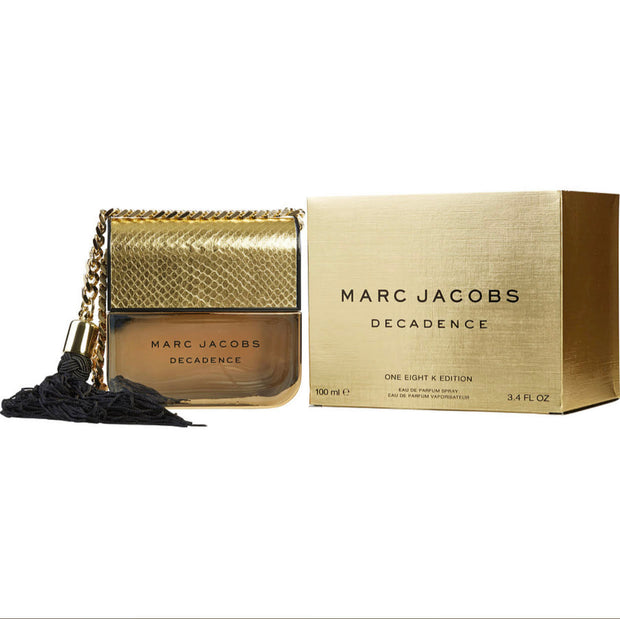 Marc Jacobs Decadence 3.4oz 18k gold edition (women)