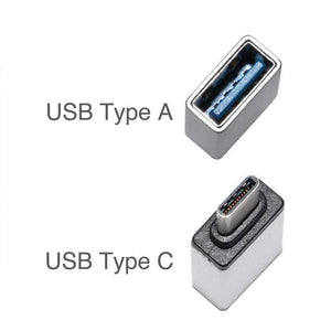 USB Type C to USB Type A Adapter