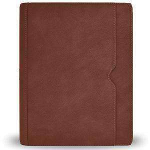 Brown Leather Case for Apple iPad 4