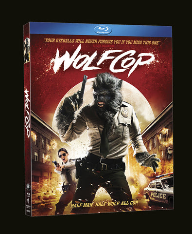 WolfCop Blu-Ray - Signed