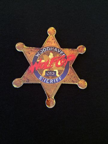 WolfCop Badge