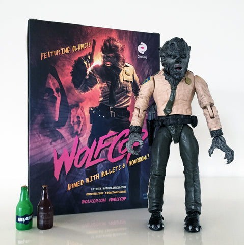 Wolfcop Action Figure