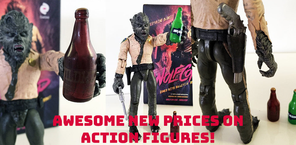 Action Figures!