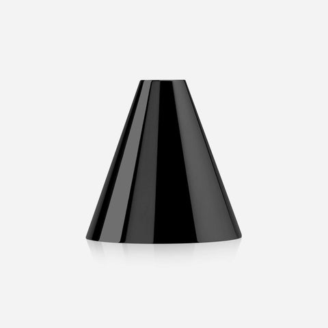 A Candleholder  in Black Nickel - Minimalux
