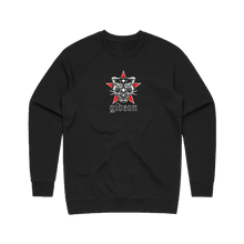 "Load image into Gallery viewer, ""Cursed Crewneck"""