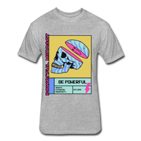 Open Mind Tee - heather gray