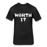 Worth It Tee - black