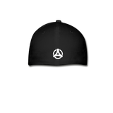 Beards Matter Flexfit Baseball Cap - black