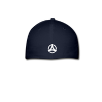 Beards Matter Flexfit Baseball Cap - navy