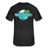 Powerful Mindset Summer Tee - black