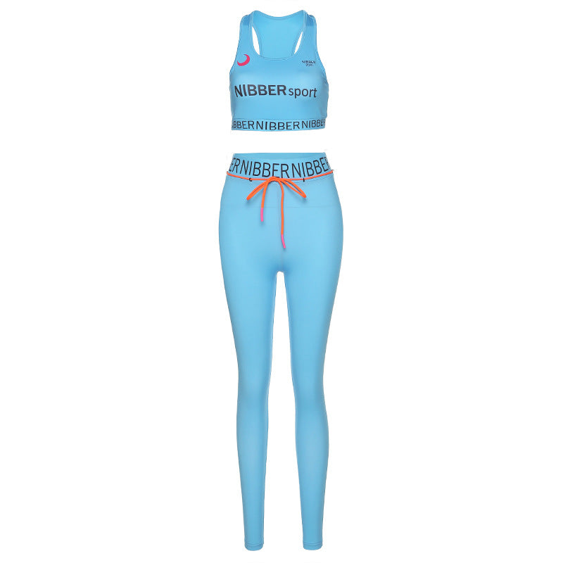 Crop Top Sport Set