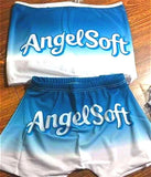 Angel Soft Tank Top Two Piece
