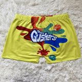 Gushers Printed Shorts