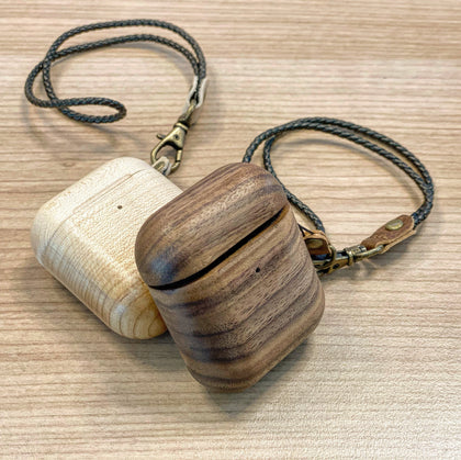 Wooden AirPods Cases - iWoodStore Accessories