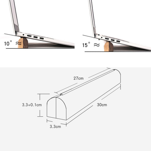Dual Color Laptop Stand