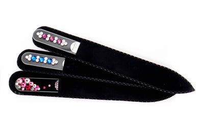 Swarovski Crystal + Ceramic Nail File