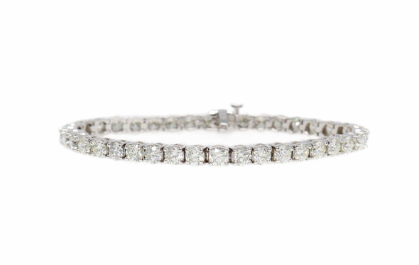 Diamond Tennis Bracelet - 11.90 ctw