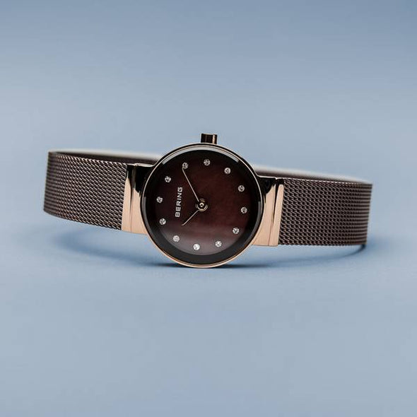 Bering Watch - Polished Rose Gold