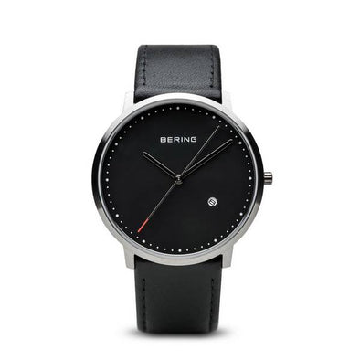 Bering Watch - Brushed Silver