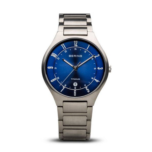 Bering Watch - Ultra Light Titanium