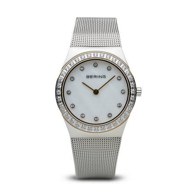 Bering Watch - Polished Silver