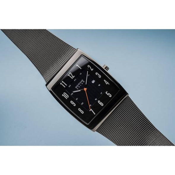 Bering Watch - Polished Grey