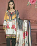 Soul Of Jewels Embroidered Viscose-3PC