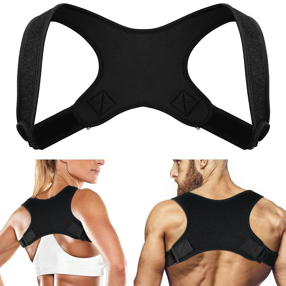 Adjustable Medical Back Posture Corrector