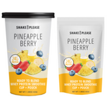Pineapple Berry Protein ShakePlease