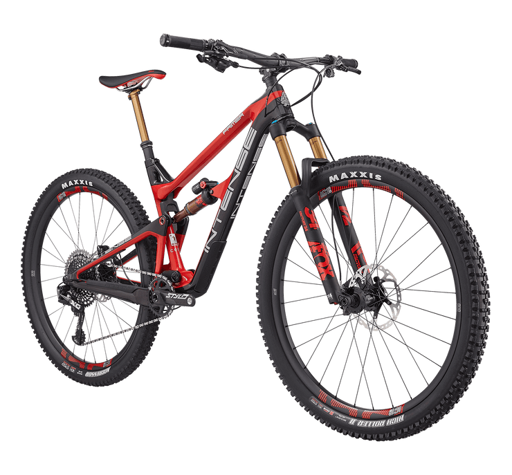 "PRIMER 29"" - ELITE BUILD BIKES Trail / 29"" / 140mm RED S"