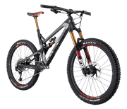 "2020 TRACER ELITE BUILD BIKES ENDURO / 27.5"" / 165mm MATTE BLACK/GREY M"