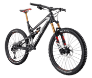 "2020 TRACER PRO BUILD BIKES ENDURO / 27.5"" / 165mm MATTE BLACK/GREY S"