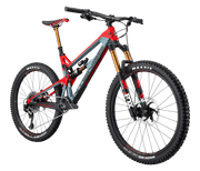 "2020 TRACER PRO BUILD BIKES ENDURO / 27.5"" / 165mm GLOSS RED/SLATE S"