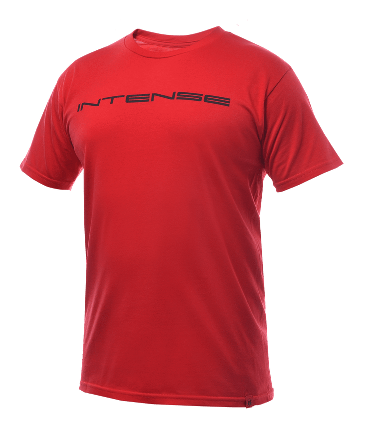 INTENSE Men's Tee Red Softgoods Intense Cycles Inc. S