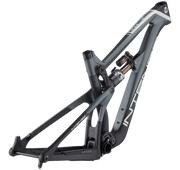 "2020 CARBINE FACTORY FRAME AND SHOCK BIKES ENDURO / 29"" / 155mm MATTE BLACK/GREY M"