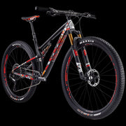 "2019 SNIPER XC ELITE BUILD BIKES XC / 29"" / 100mm Red Digital/UD Carbon M"