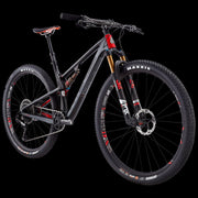 "2019 SNIPER XC PRO BUILD BIKES XC / 29"" / 100mm Graphite/UD Carbon S"