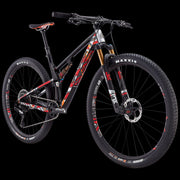 "2019 SNIPER XC PRO BUILD BIKES XC / 29"" / 100mm Red Digital/UD Carbon S"