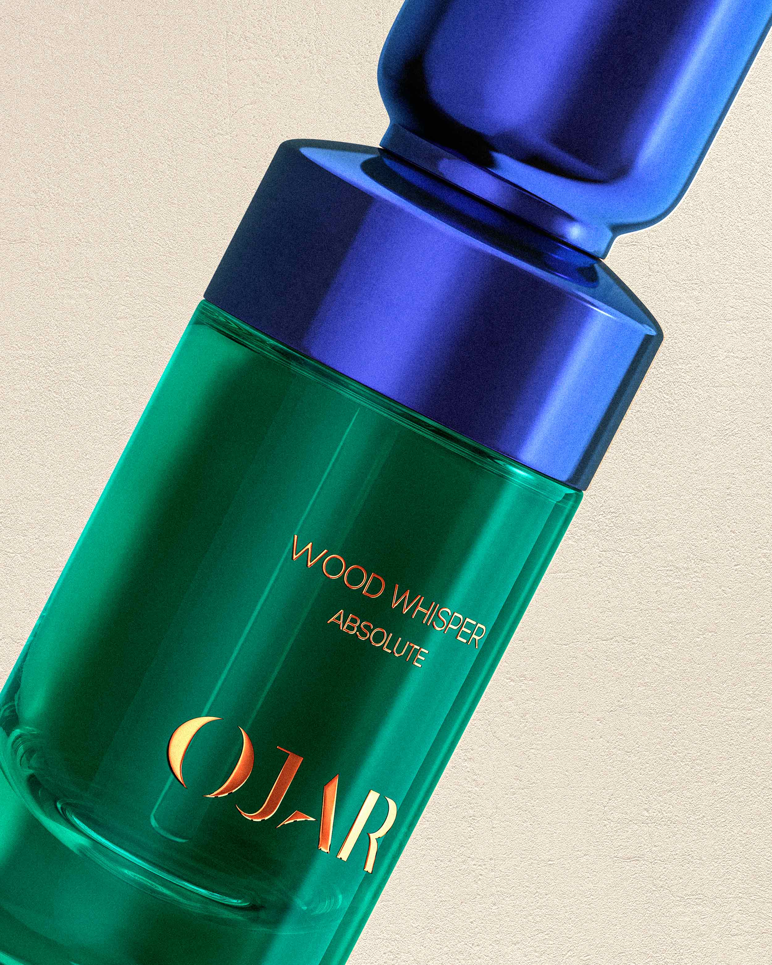 OJAR Absolute Wood Whisper Perfume Close Up