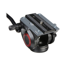 Load image into Gallery viewer, Manfrotto MVH500AH Fluid Video Head with Flat Base